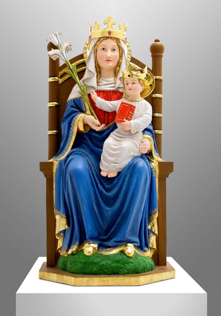 Our Lady of Walsingham, Cathedral of St. David in Cardiff (UK)
