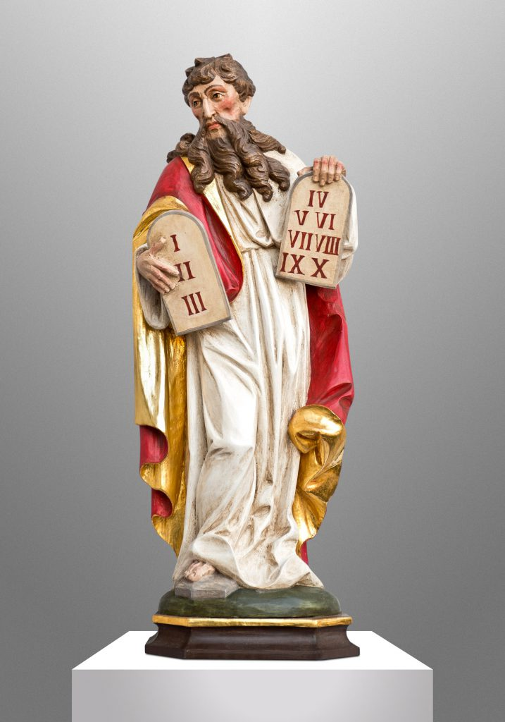 Saint Moses, Private client in Hoechberg (Germany)