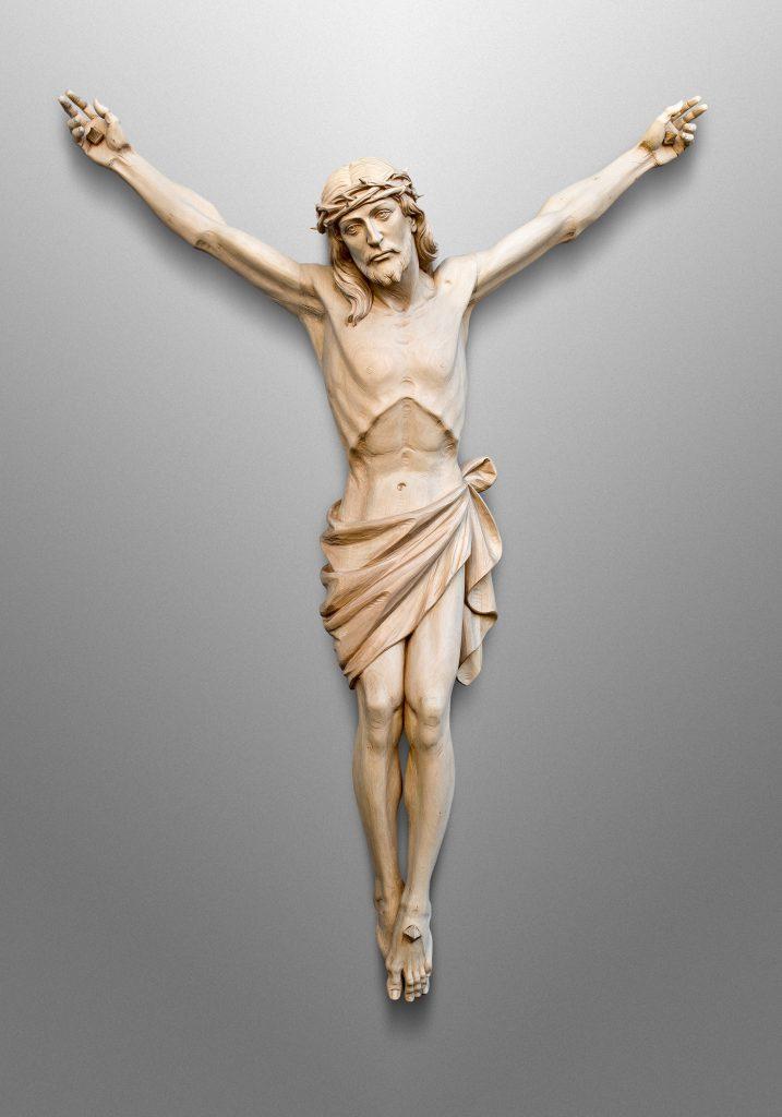 Crucifix, Exhibit in San Diego, California (USA)