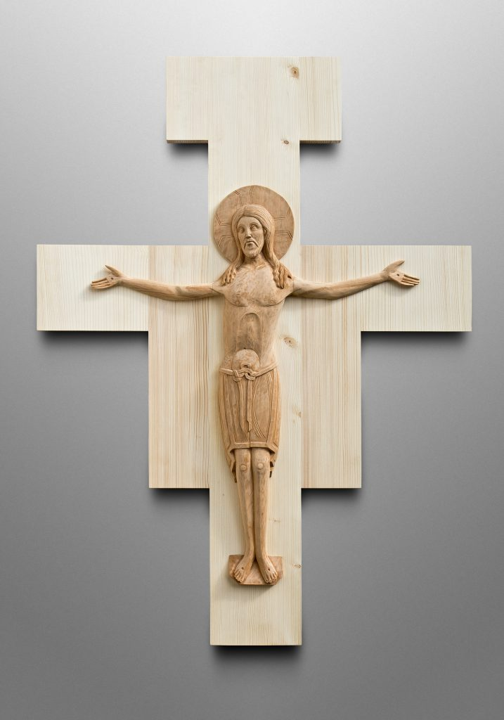 San Damiano crucifix, Private client in Germany