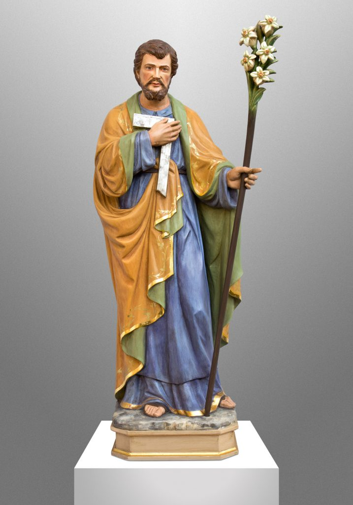 Saint Joseph, Blessed Sacrament Church in Newark, Ohio (USA). Liturgical Consultant: William Heyer Architect