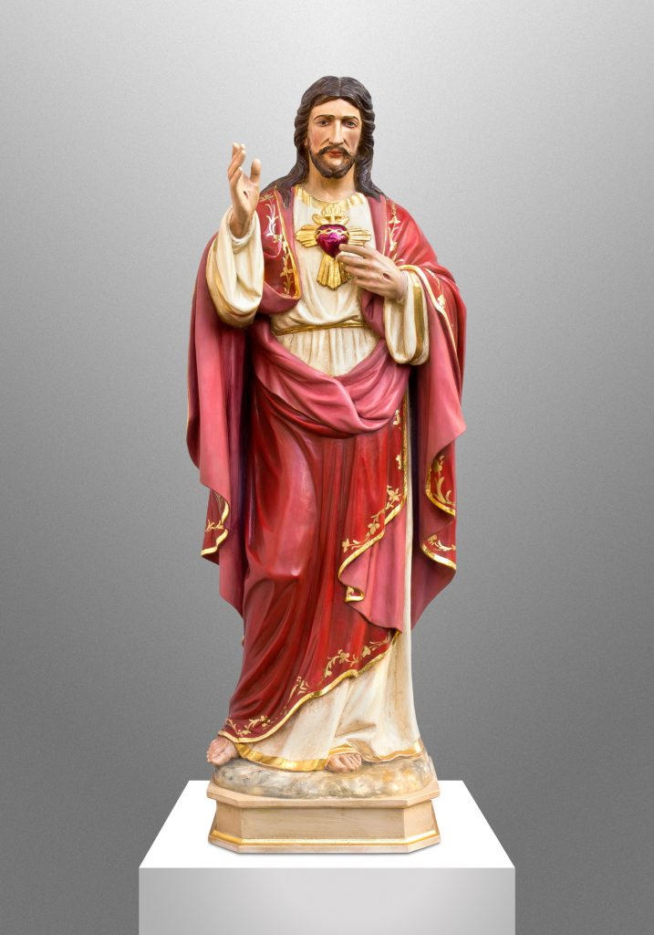 Sacred Heart of Jesus, Blessed Sacrament Church in Newark, Ohio (USA). Liturgical Consultant: William Heyer Architect
