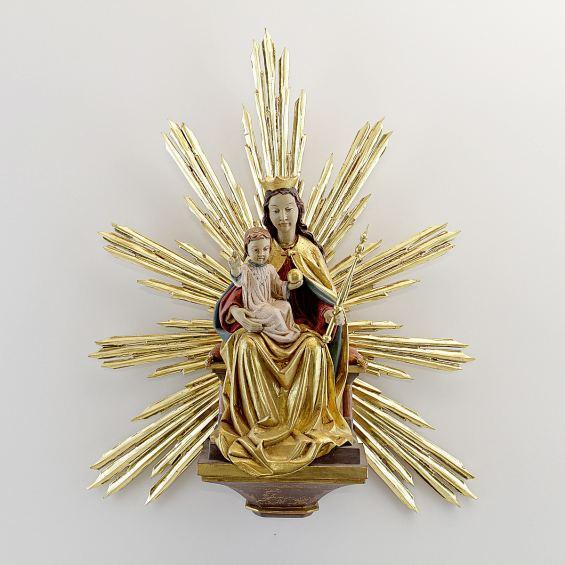 Madonna of Oberammergau