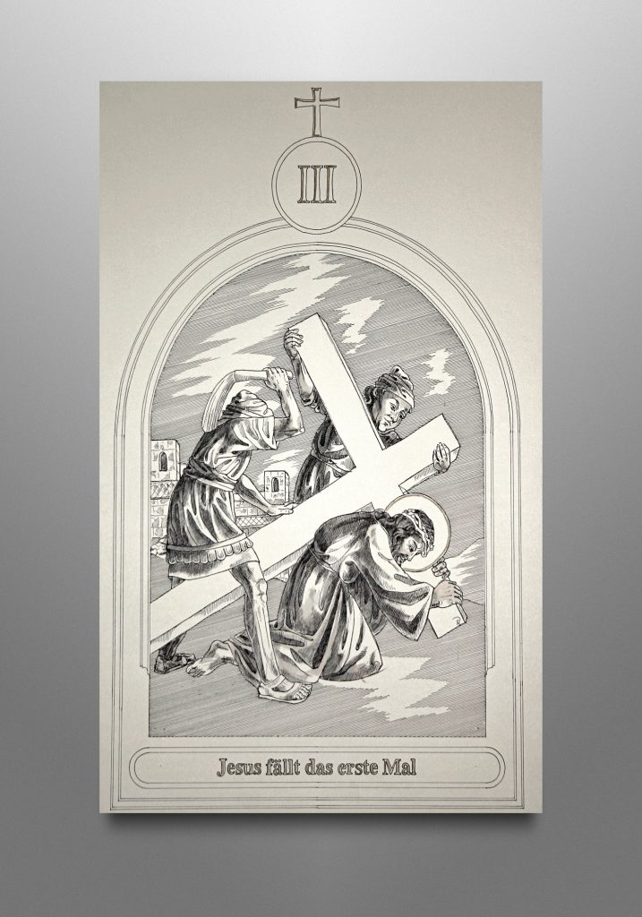 Stations of the Cross, Catholic Church in Germany