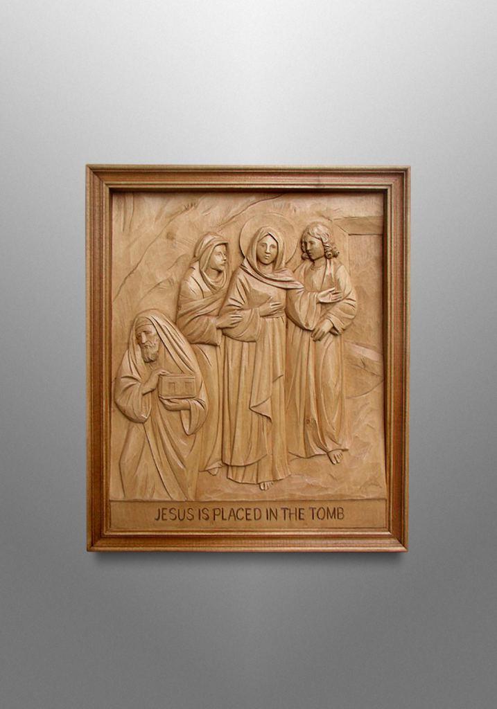 The seven sorrows of Mary, Catholic Church in North Carolina (USA)