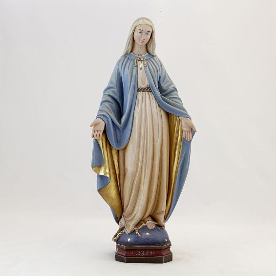 Heilige Maria Immaculata segnend