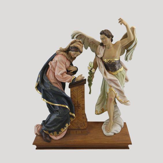 Annunciation Day by Ignaz Günther