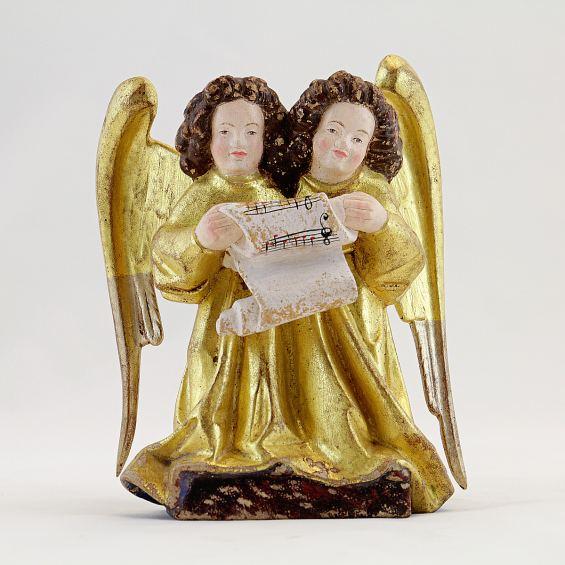 Angel singer of Pacher