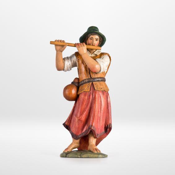 Shepherd with flute