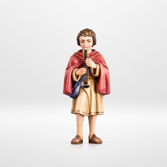 Bub mit Flöte