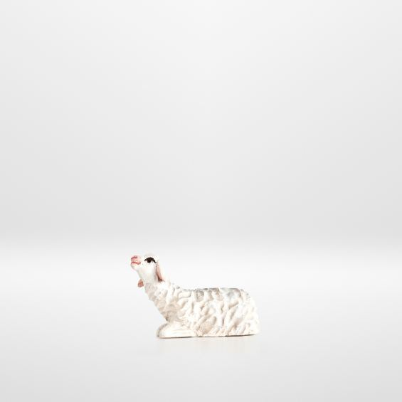 Lamm (sitzend)