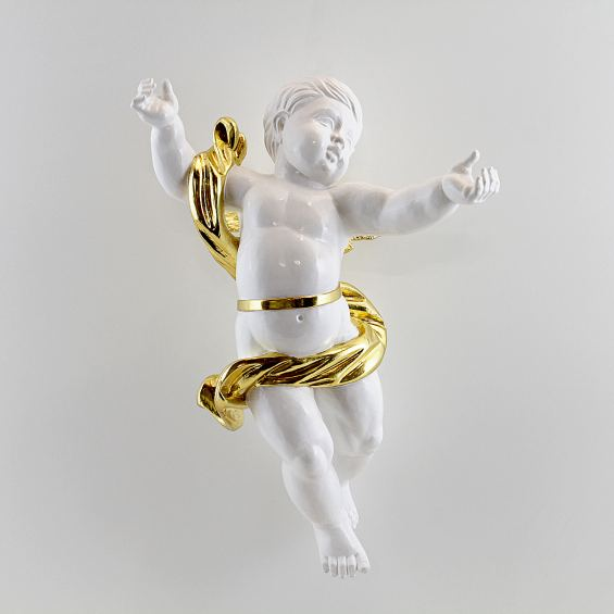 Barock Putto (links)