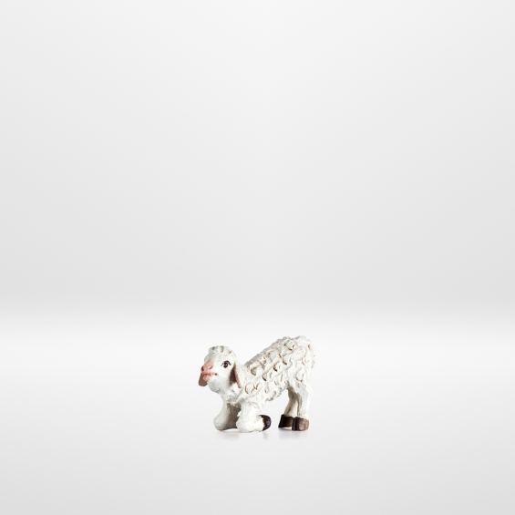 Lamb (kneeling)