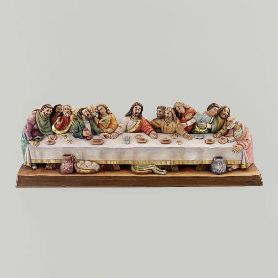 Last Supper – according to Leonardo da Vinci
