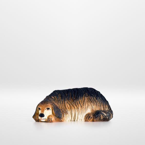 Hund (liegend)