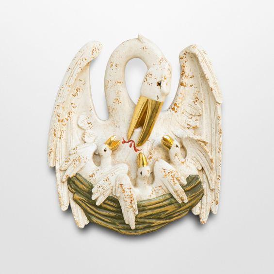 Pelican symbol of Christ
