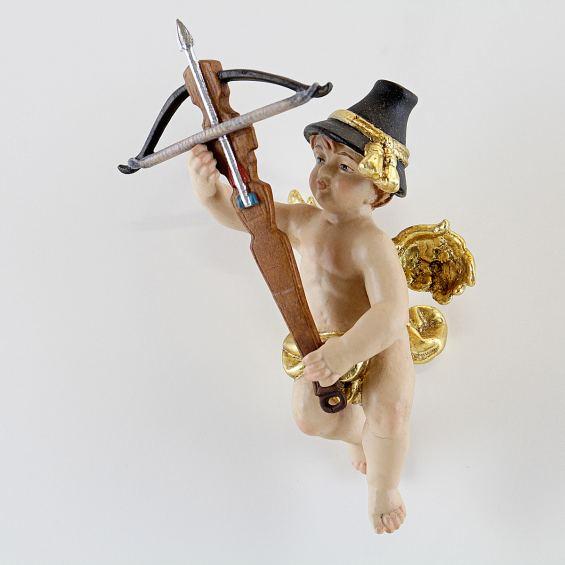 Bayerischer Trachtenengel mit Armbrust