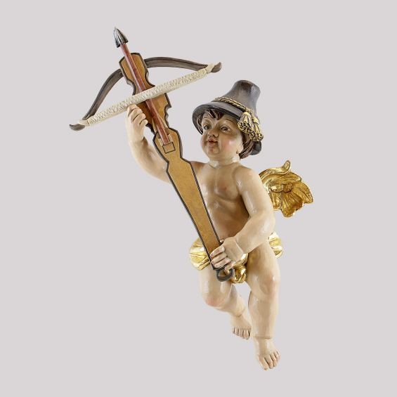 Bavarian angel with crossbow