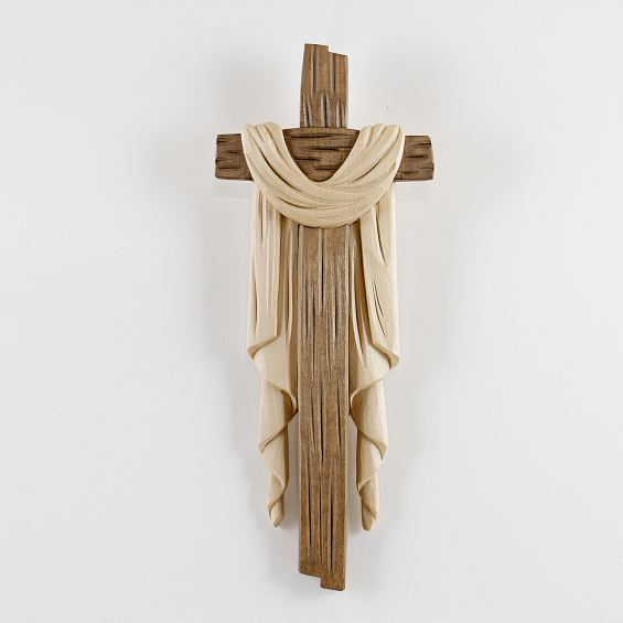 Passion play cross