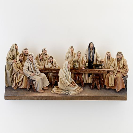 Last supper of Passion Plays