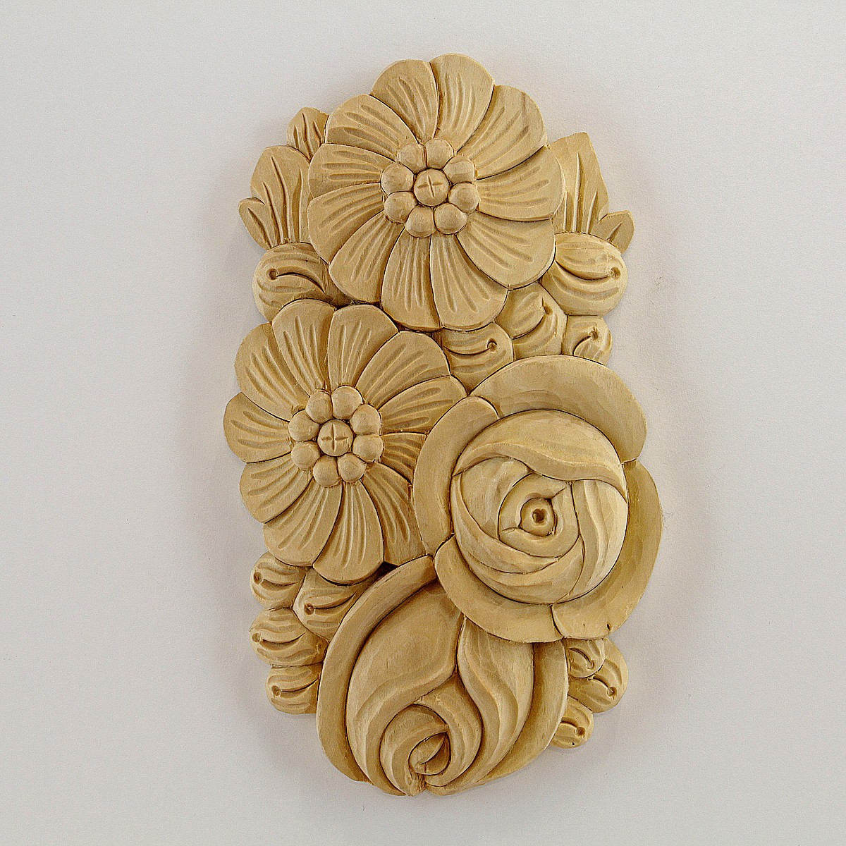 Flower relief albl oberammergau u2013 woodcarving studio
