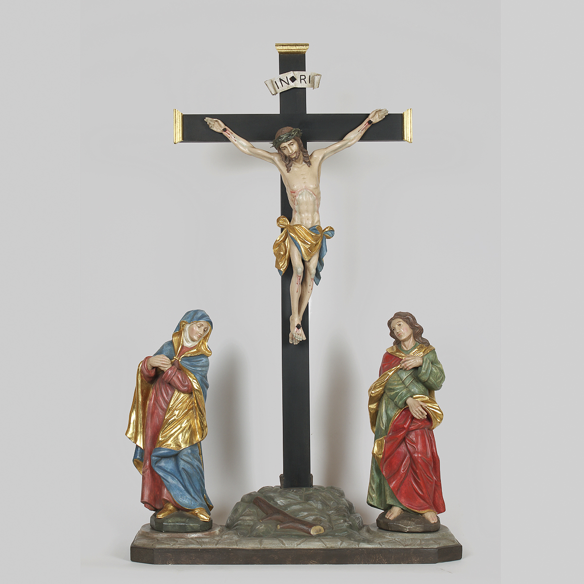 Crucifixes - ALBL Oberammergau – Woodcarving Studio