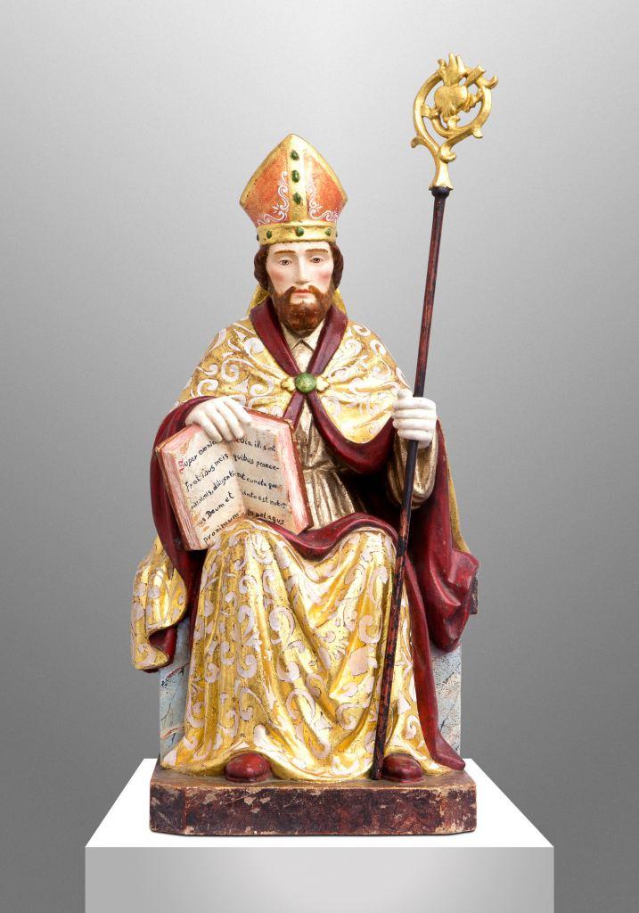 St. Augustine, Private client in Vienna (Austria)