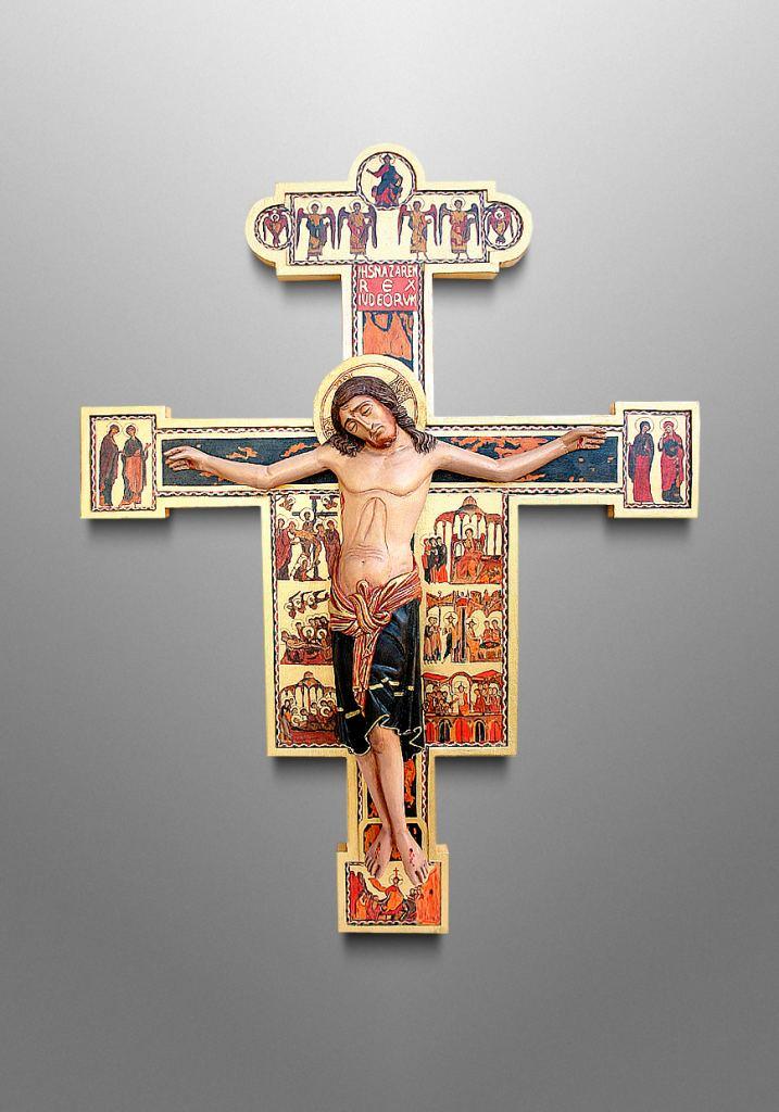 Kruzifix, Kirche in North Carolina (USA)