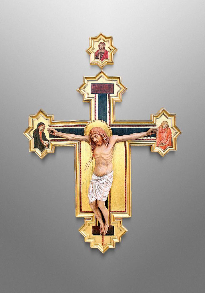 Crucifix, Catholic Church in North Carolina (USA)