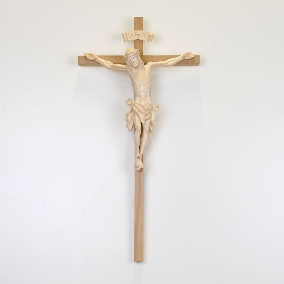 Divine Mercy Corpus - with straight cross