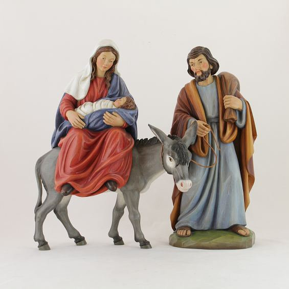 Flight into Egypt 24 inch