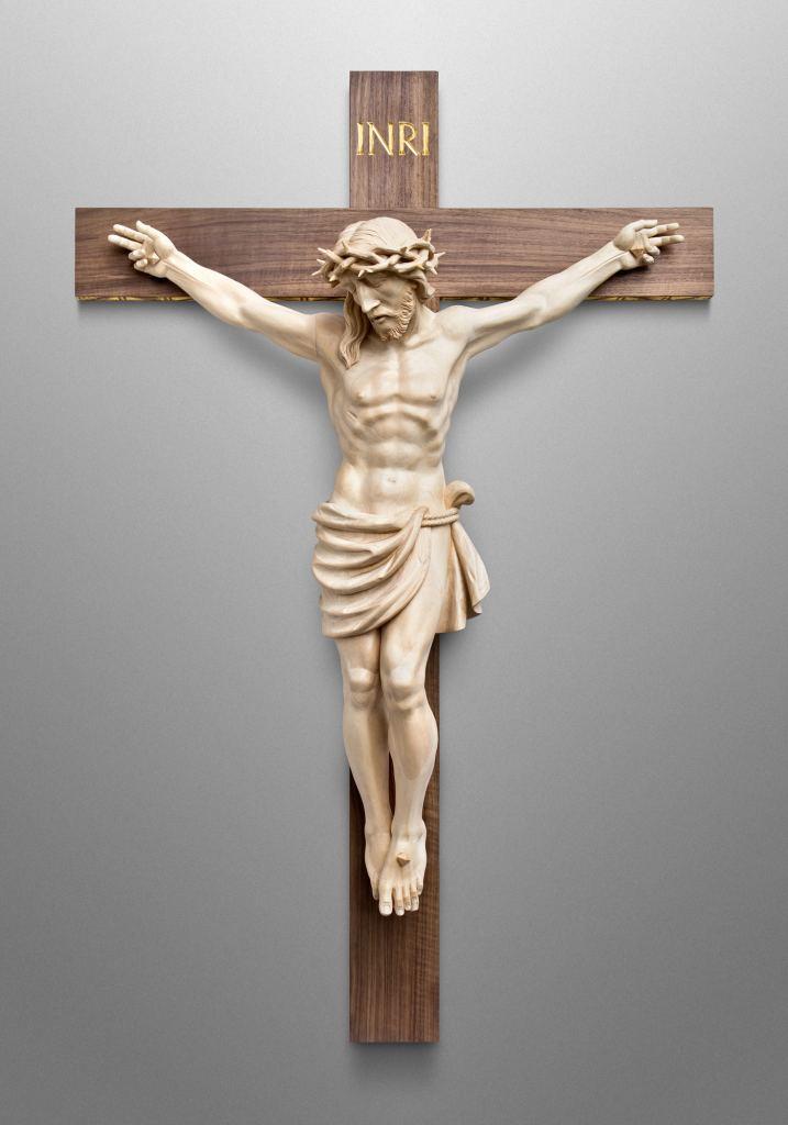 Crucifix, St. Mary Mercy Church in Livonia, Michigan (USA)