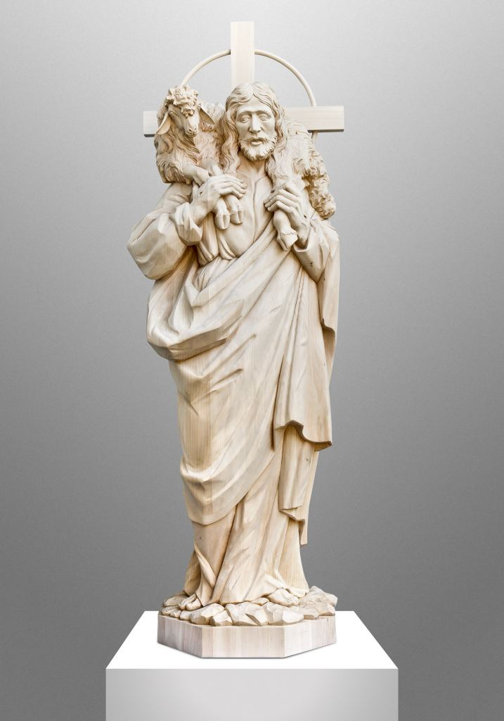 Christ the Good Shepherd, Trinity Lutheran Church in Elkhart, Indiana (USA)