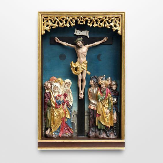 Altar according to Tilman Riemenschneider