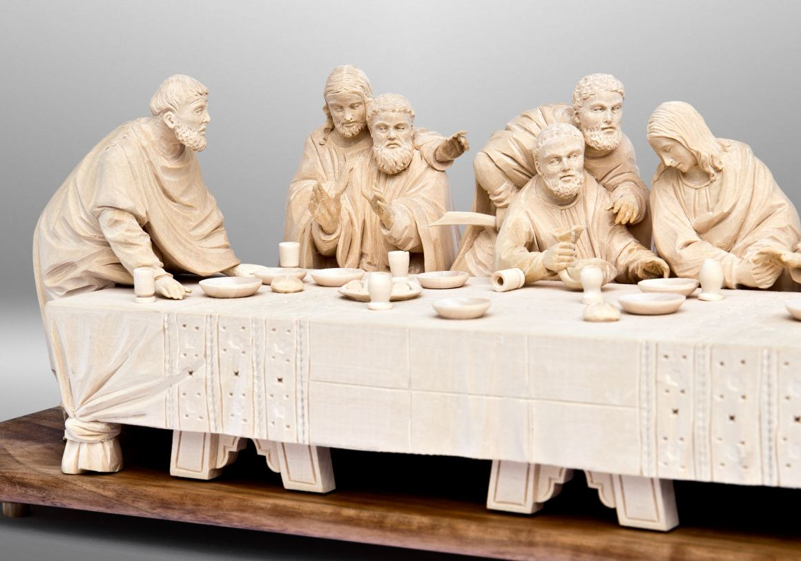 The Last Supper, Private client in United Kingdom