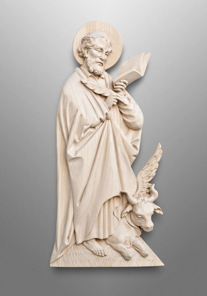 The Four Evangelists, St. Ignatius of Loyola Catholic Church in Spring, Texas (USA)