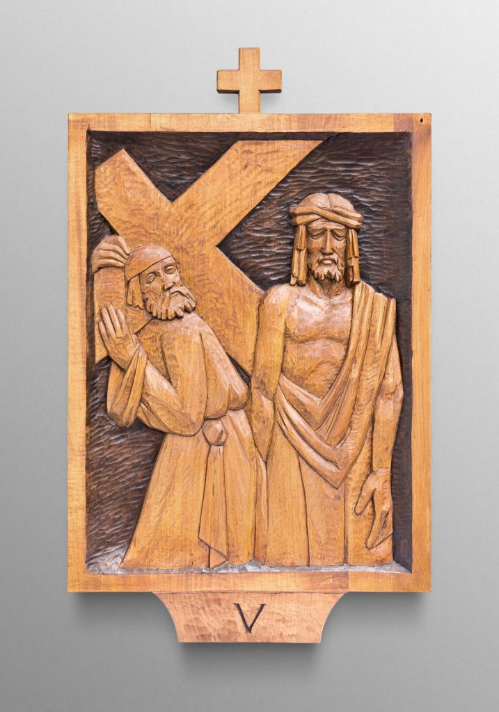 Stations of the Cross, Christ the Good Shepherd Catholic Church in Spring, TX (USA)