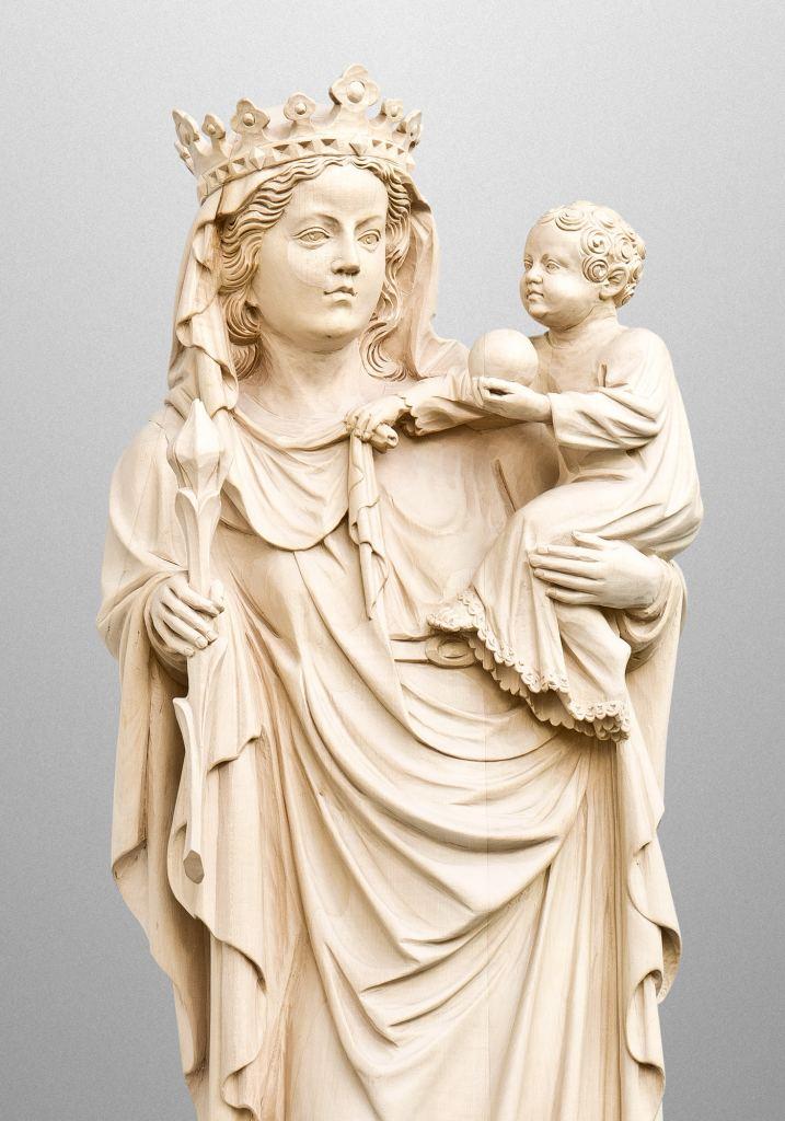 Madonna von Notre Dame, Kirche in Tiger, GA (USA)