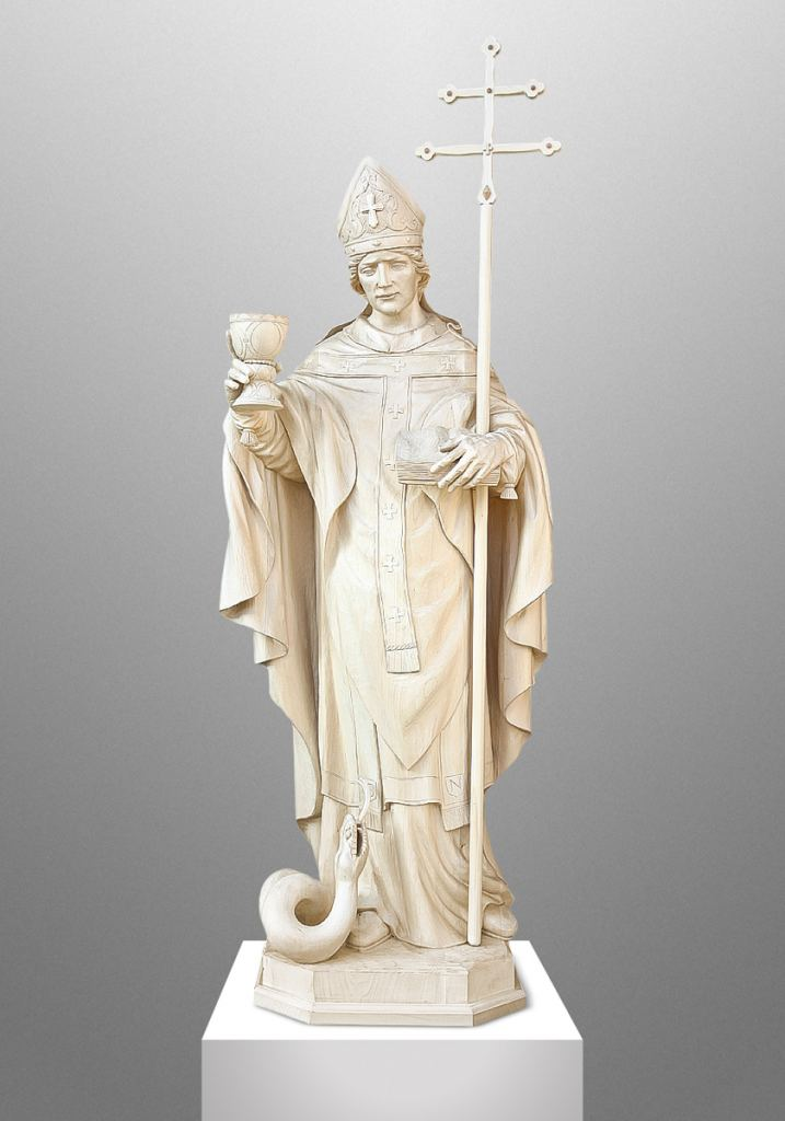 St. Norbert, St. Francis Xavier Cathedral in Green Bay, WI (USA)