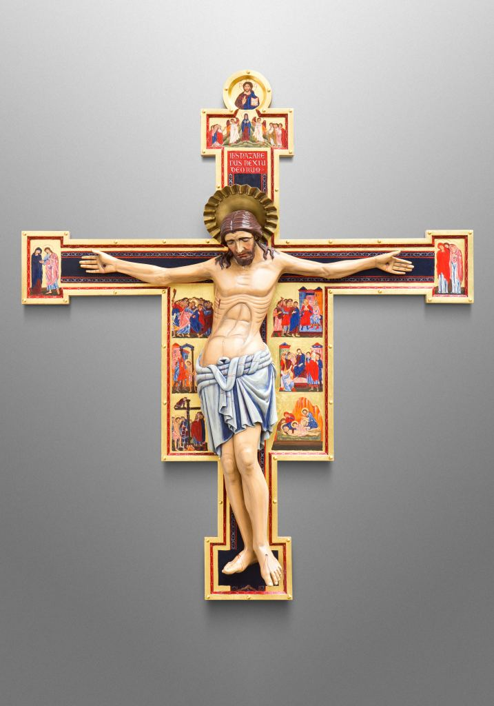 Crucifix of San Gimignano