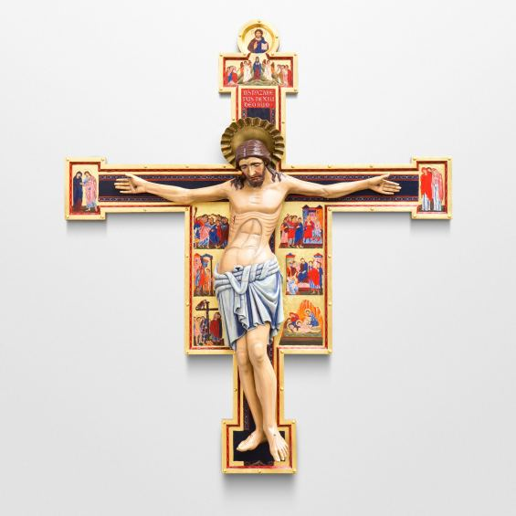 San Gimignano Crucifix