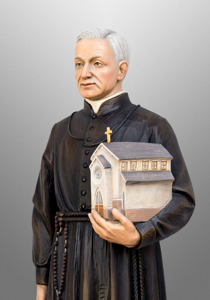 St. André Bessette for St. Joseph Catholic Church in Somers, NY (USA)
