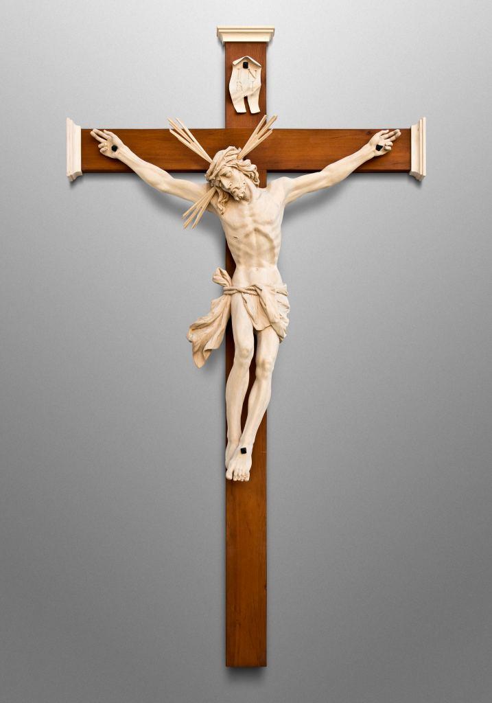 Typical Oberammergau Crucifix