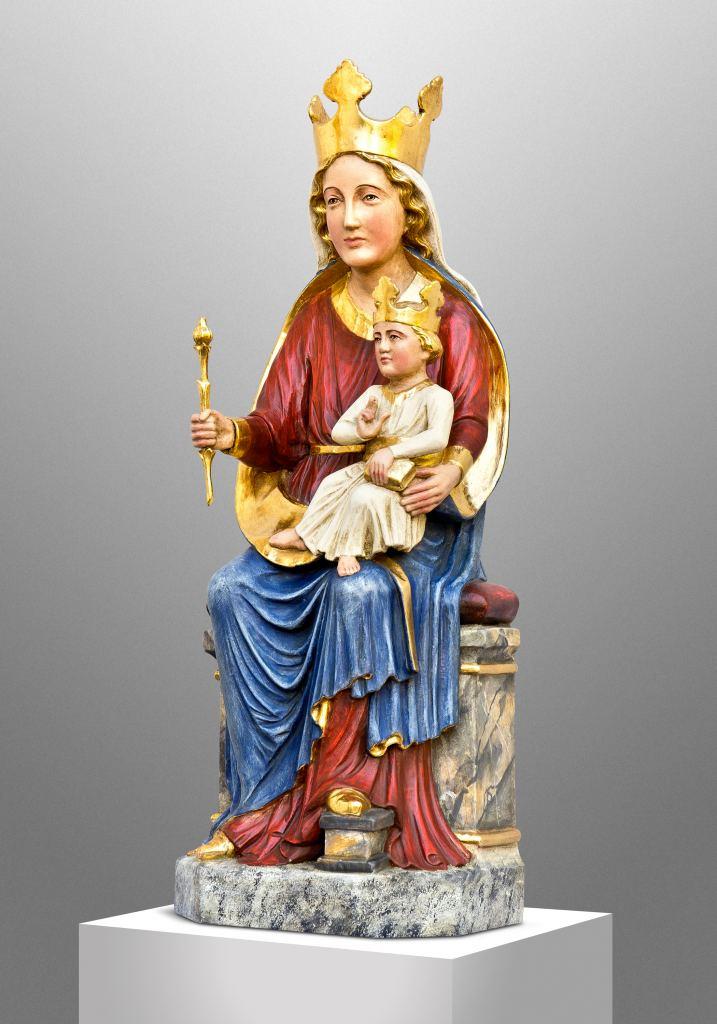 Madonna von Enebakk für eine Privatkapelle in Oxford, United Kingdom