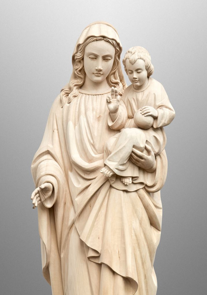 St. Mary with Jesus