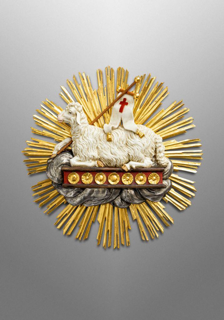 Agnus Dei für die Katholische Kirche St. Leo the Great in Demopolis, AL (USA)