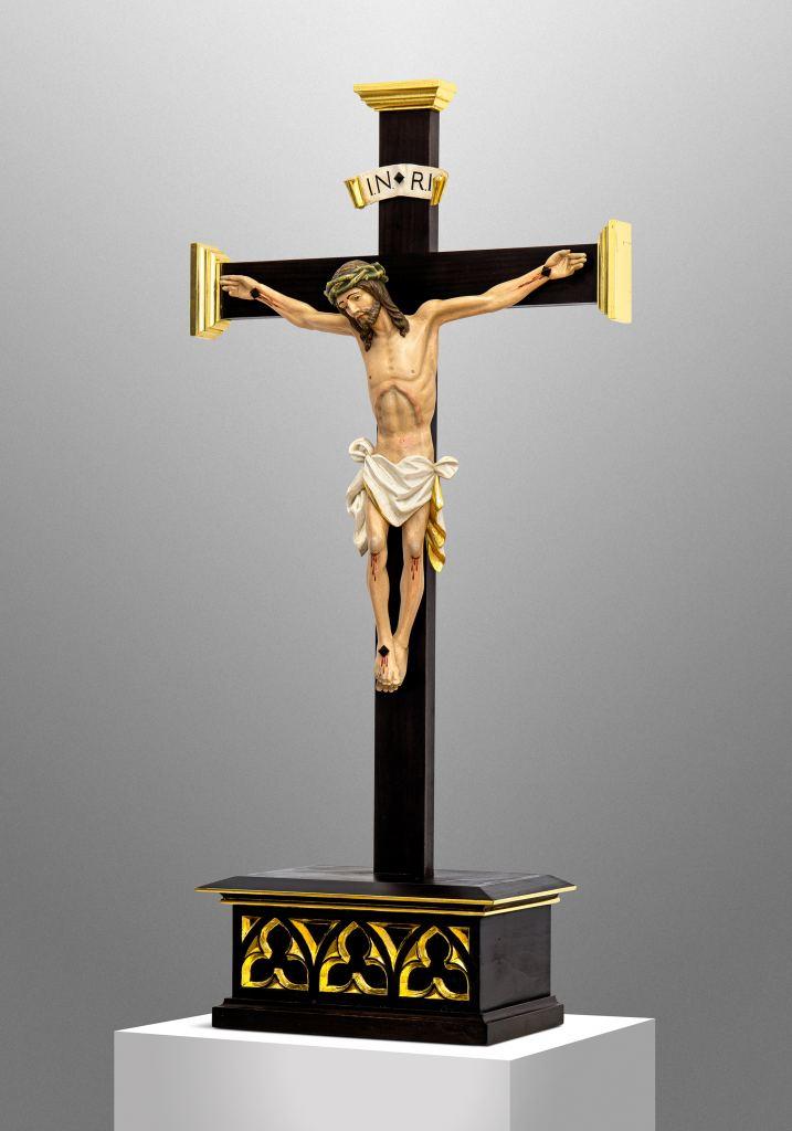 Veneration Crucifix for St. Mary Brookfield Parish Church in London, UK